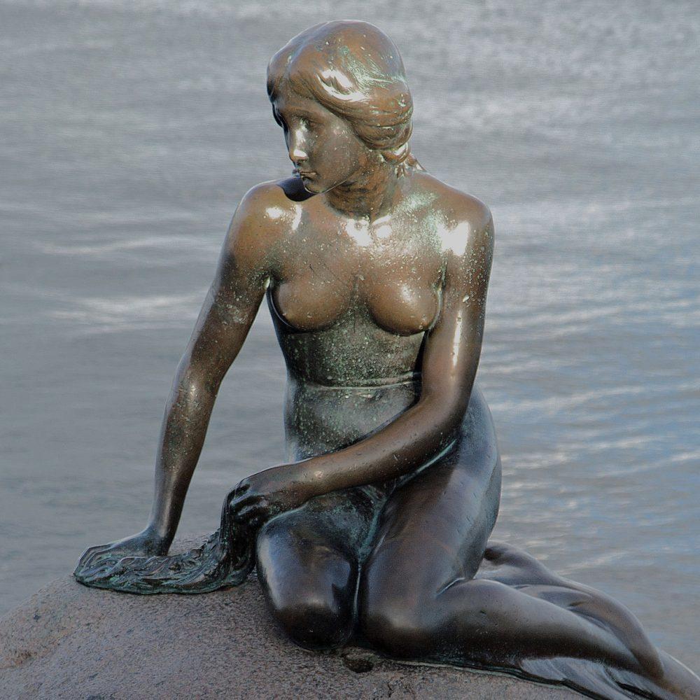 Graham Brewster Photography - Denmark Photography Prints - Little Mermaid - Denmark