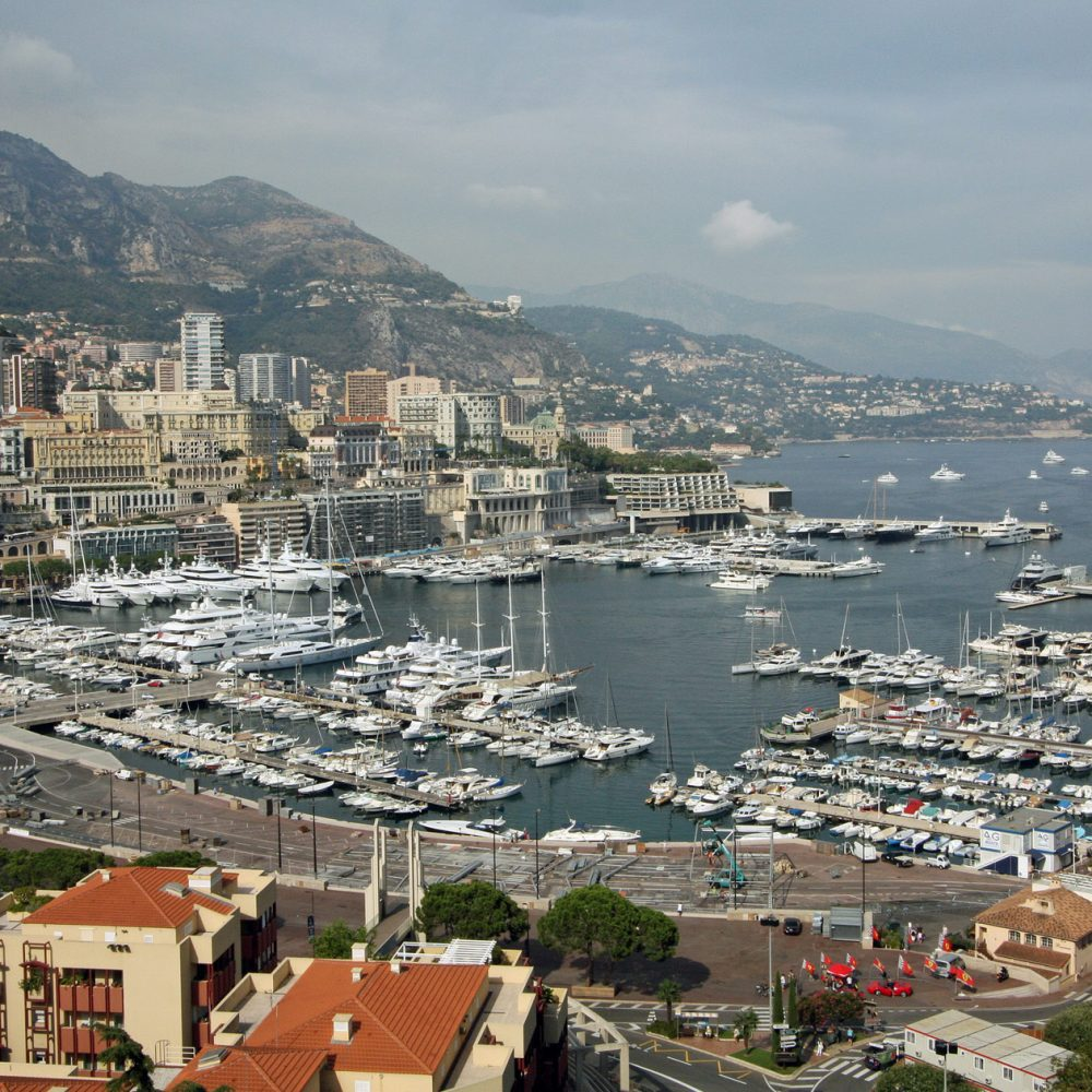 Graham Brewster Photography - European Photography Prints - Monte Carlo
