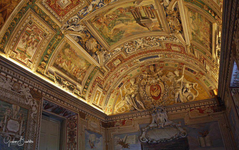 Graham Brewster Photography - European Photography Prints - Sistine Chapel