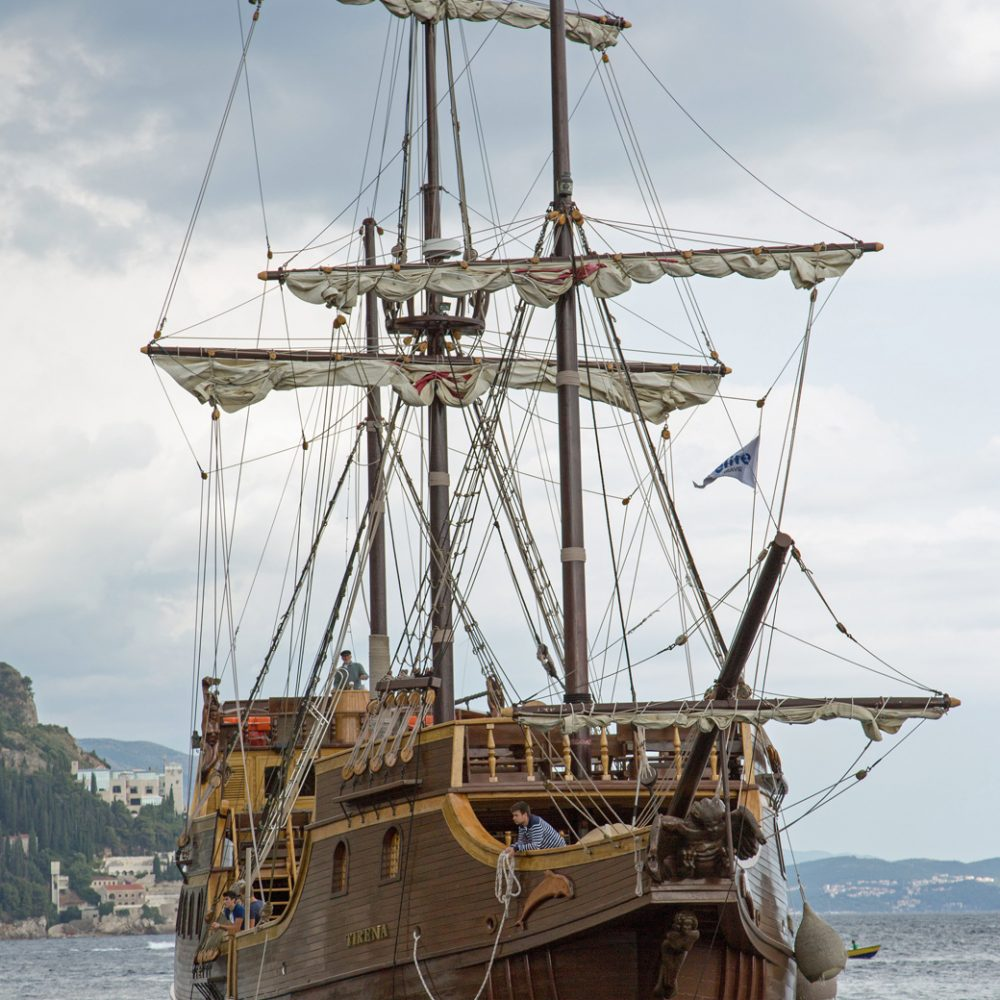 Graham Brewster Photography - Prints - Tall Ship