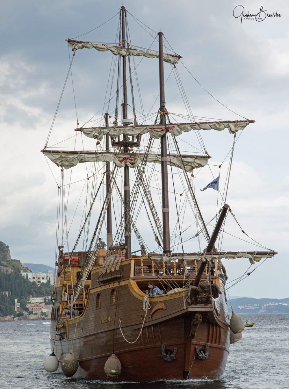 Graham Brewster Photography - Prints - Tall Ship