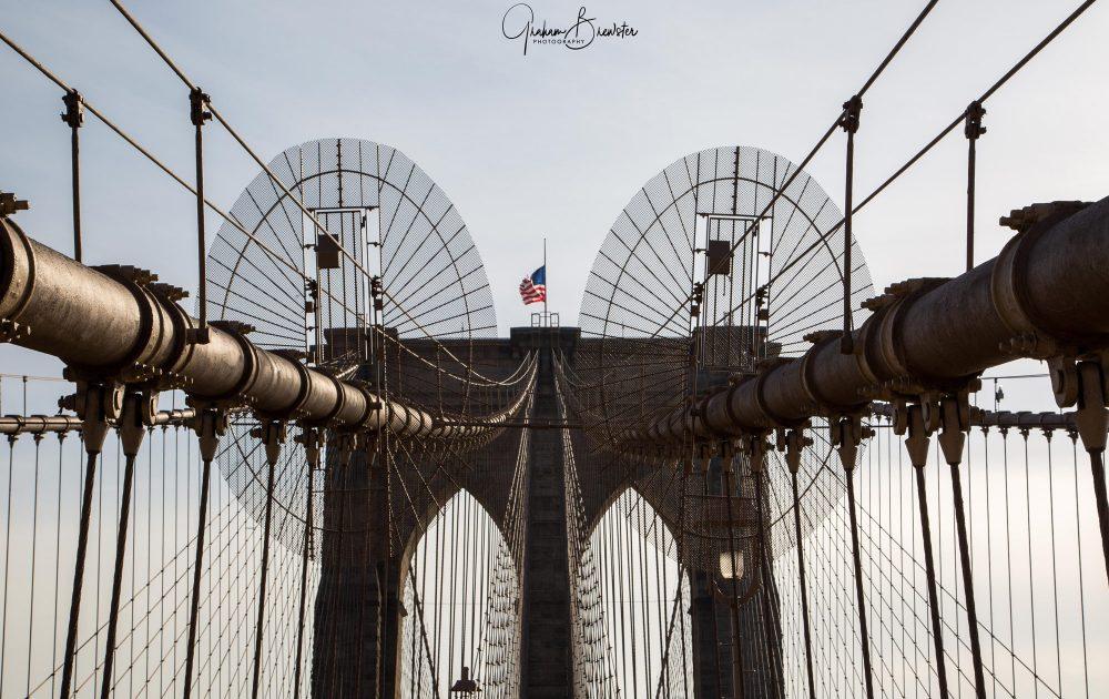 Graham Brewster Photography - New York City Prints - Brooklyn Bridge