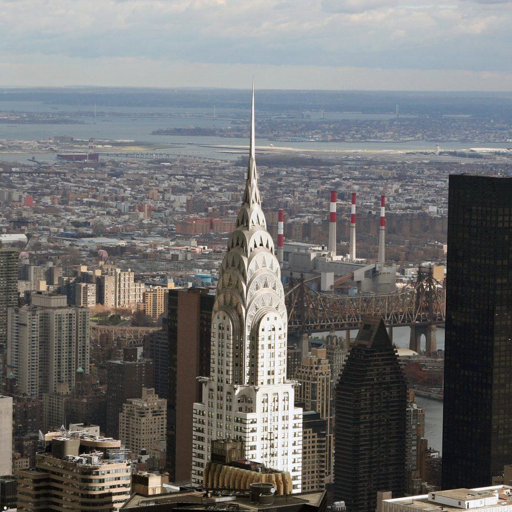 Graham Brewster Photography - New York City Prints - Chrysler Splendour
