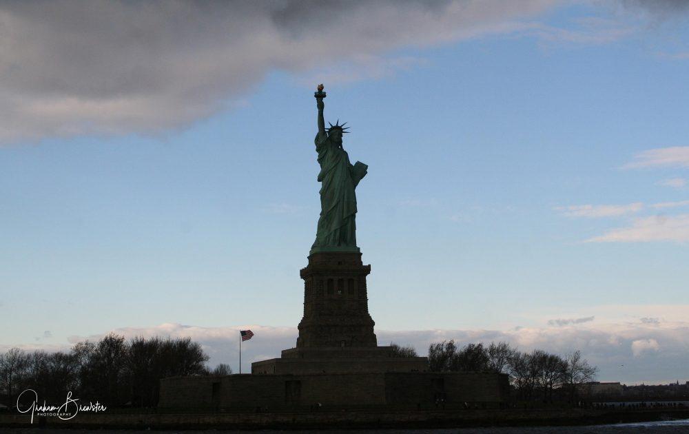 Graham Brewster Photography - New York City Prints - Liberty Dusk