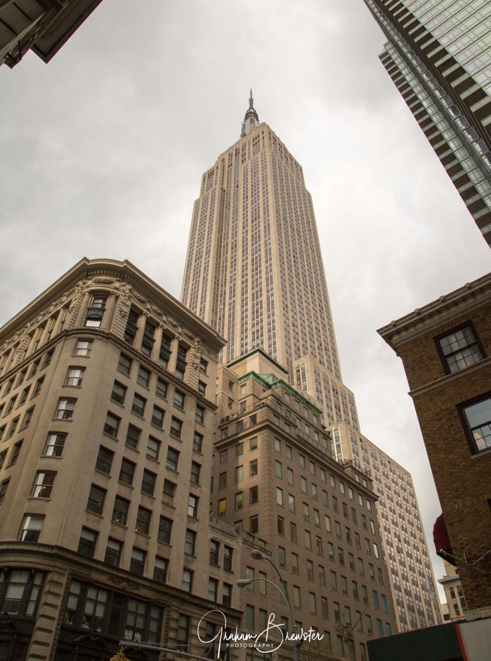 Graham Brewster Photography - New York Prints