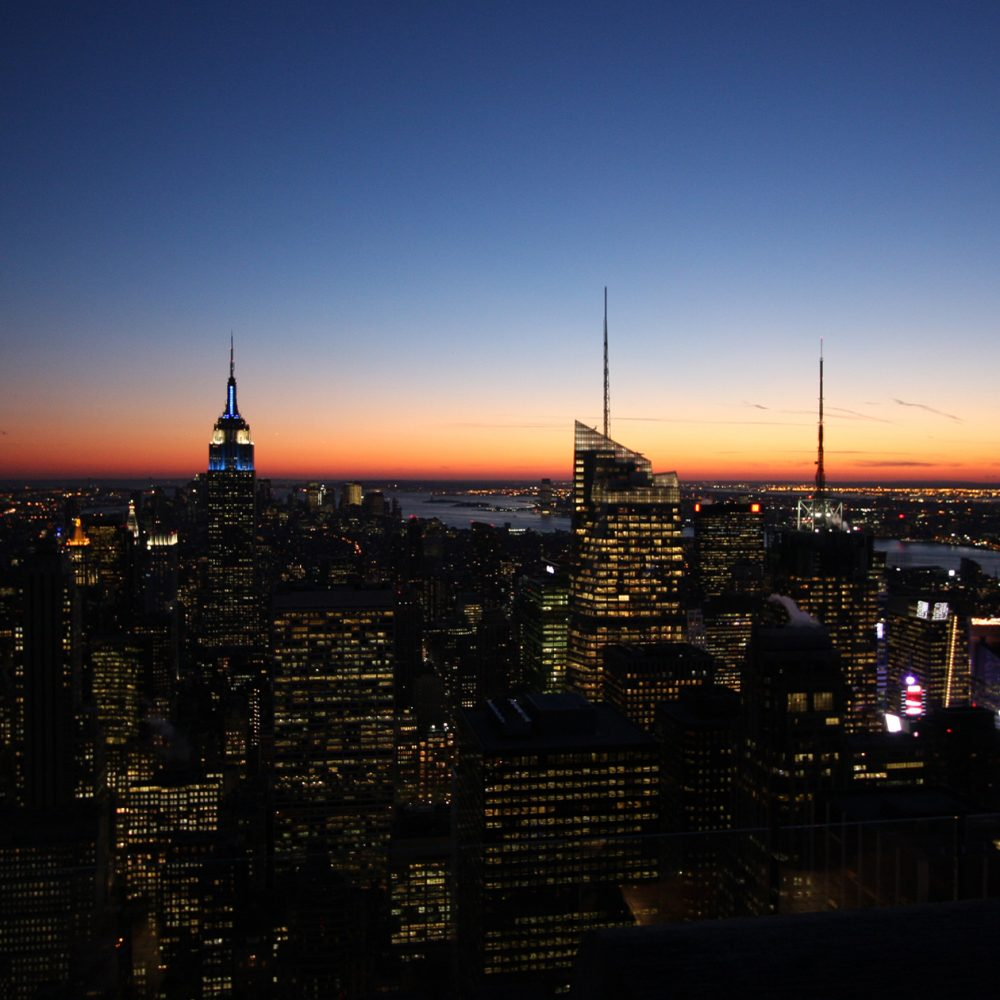 Graham Brewster Photography - End Of The Day - New York Prints