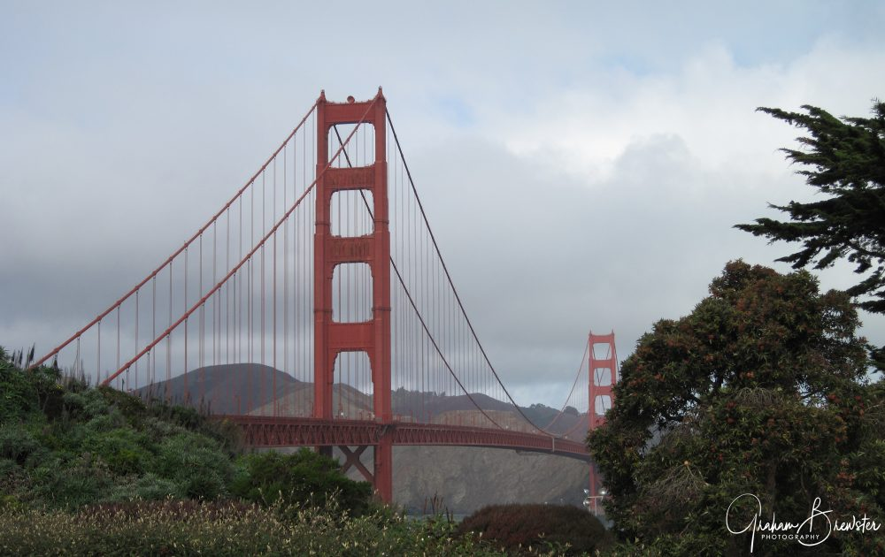Graham Brewster Photography - San Francisco Photography Prints - Golden Gate
