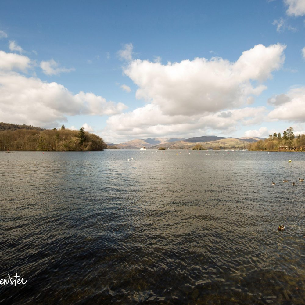 Graham Brewster Photography - Lake District Photography Prints - In The Distance