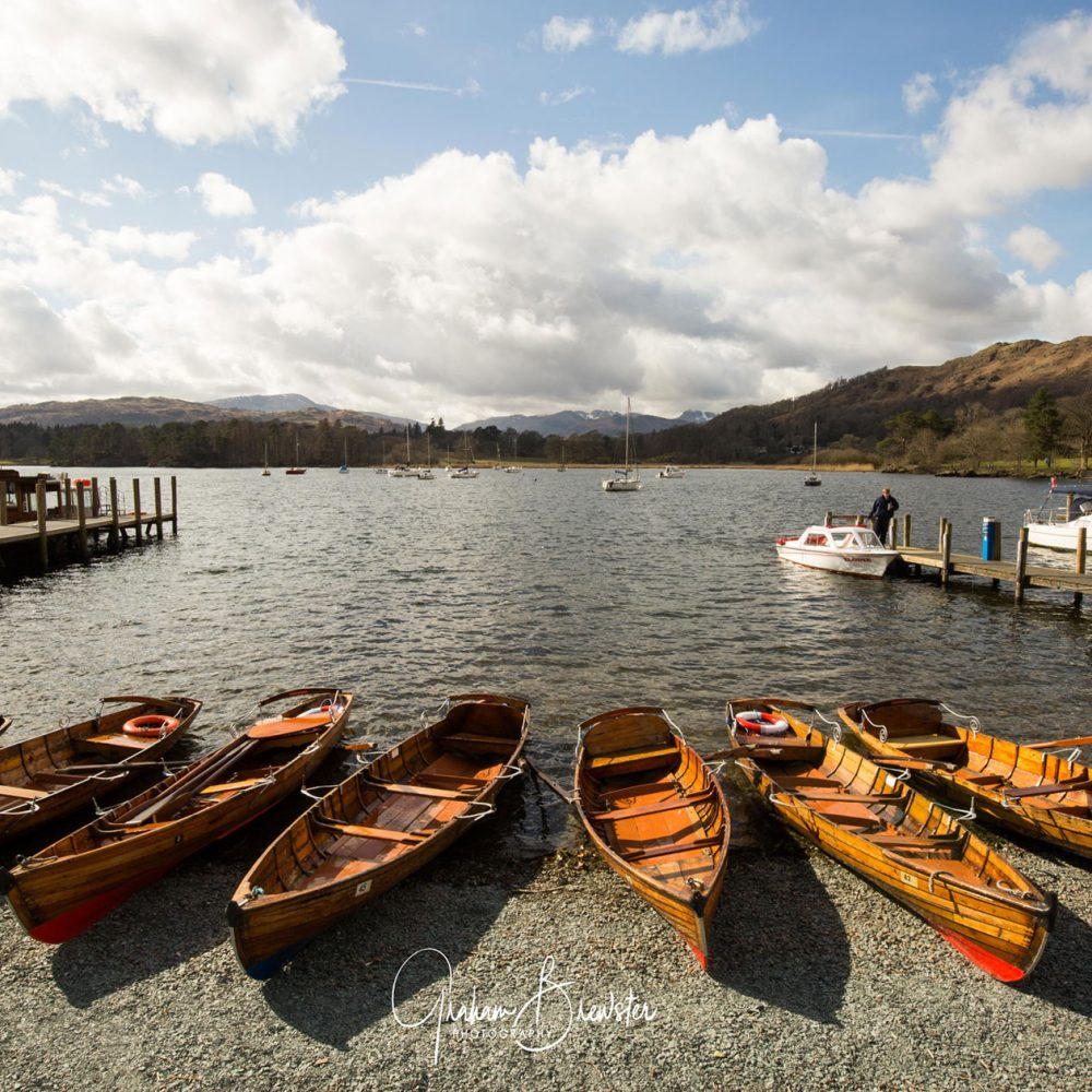 Graham Brewster Photography - Lake District Prints - Beached
