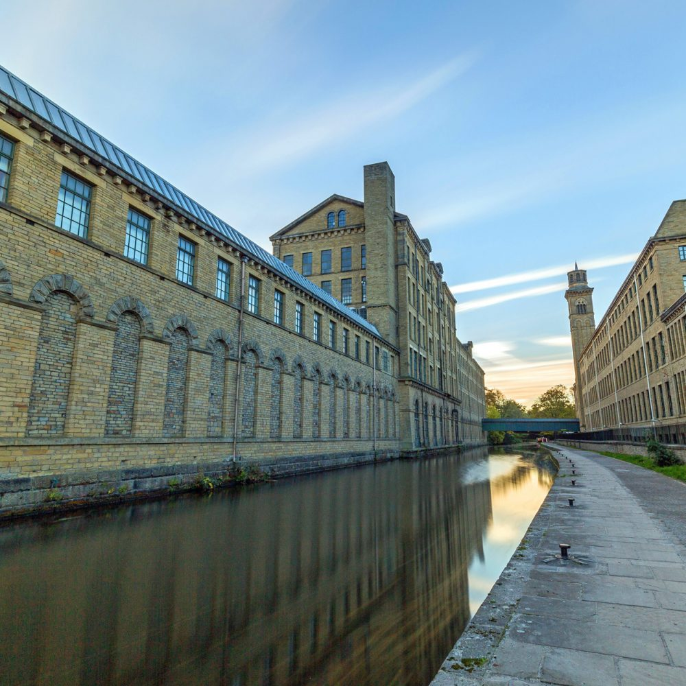 Graham Brewster Photography - Yorkshire Prints - Yorkshire Prints - Salts Mill - Saltaire