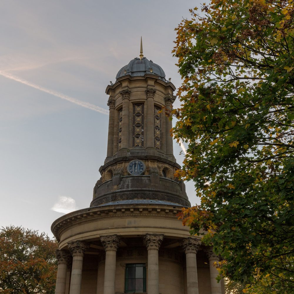 Graham Brewster Photography - Yorkshire Prints - Yorkshire Prints - Saltaire Church