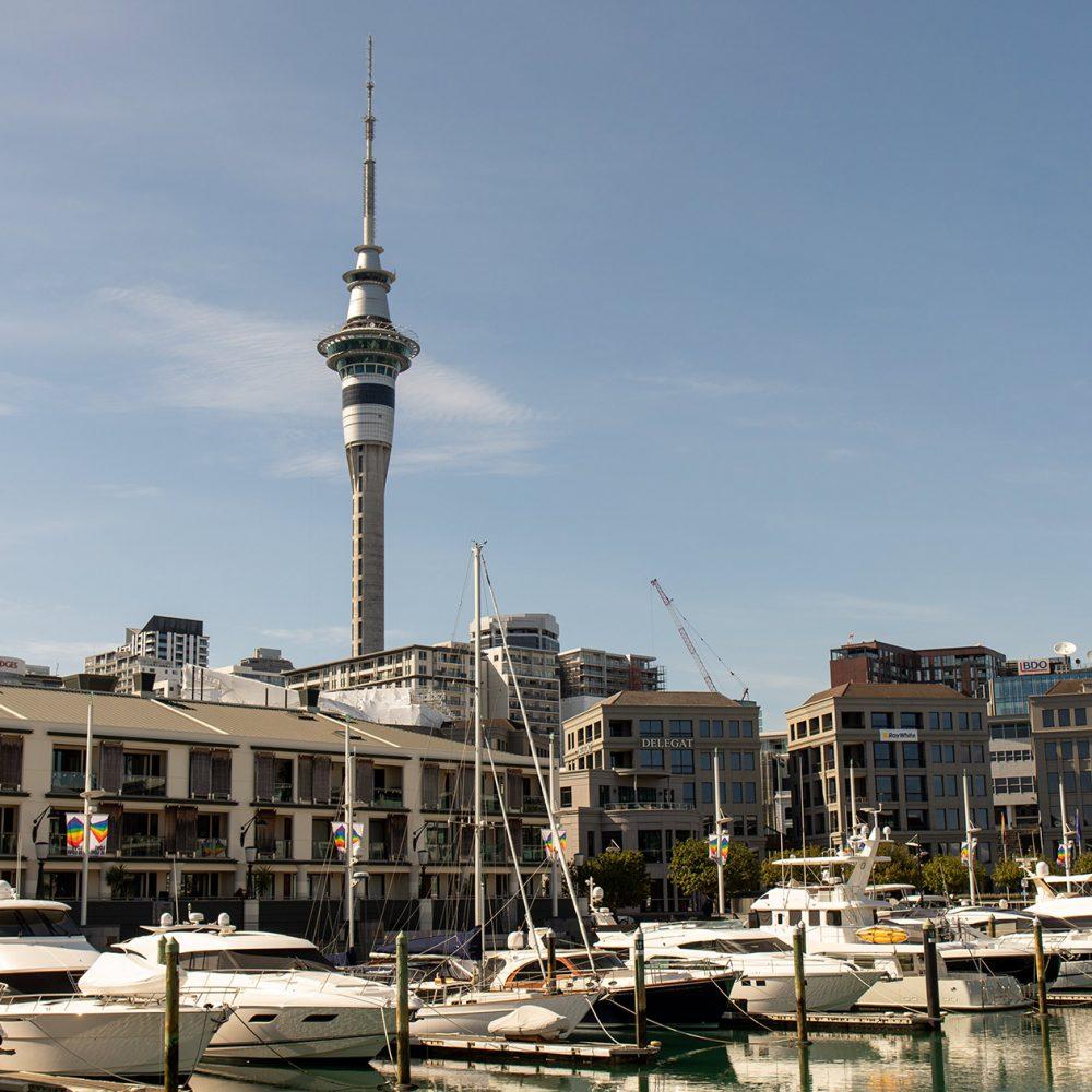 Auckland - New Zealand - Graham Brewster Photography - New Zealand Prints