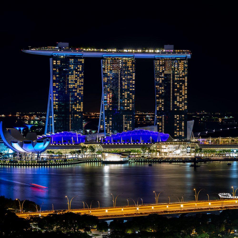 Marina Bay Sands - Graham Brewster Photography - Singapore Prints
