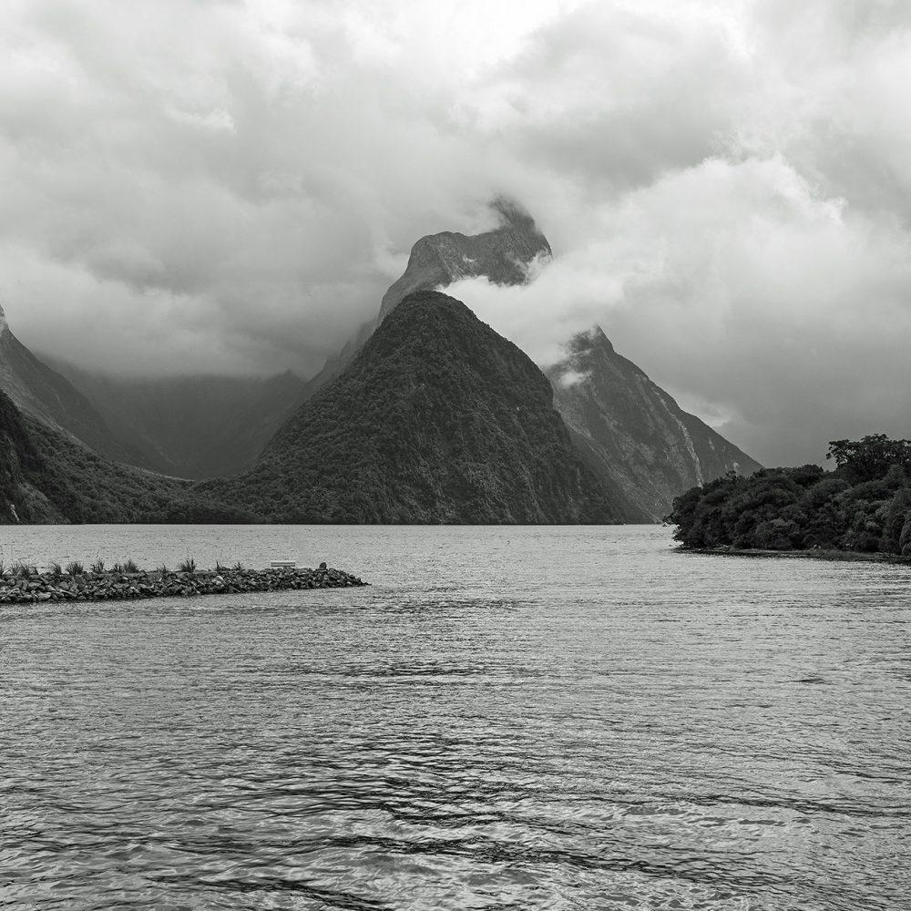 Milford Sound - New Zealand - Graham Brewster Photography - New Zealand Prints