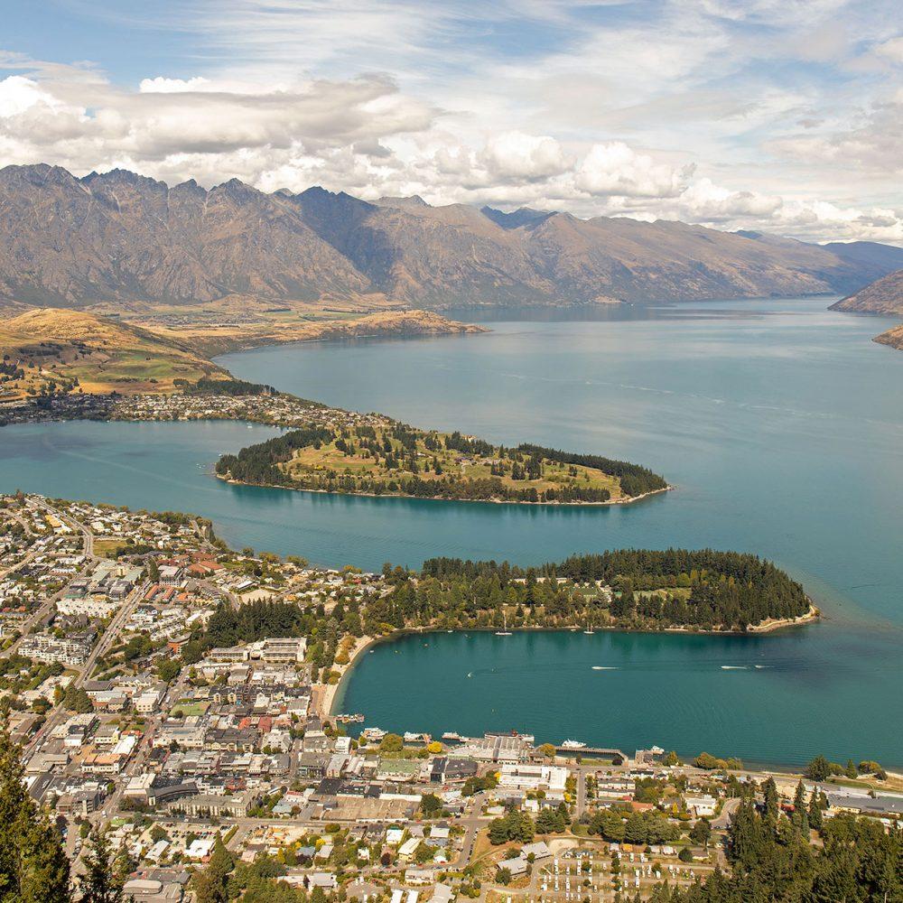 Queenstown New Zealand - Graham Brewster Photography - New Zealand Prints