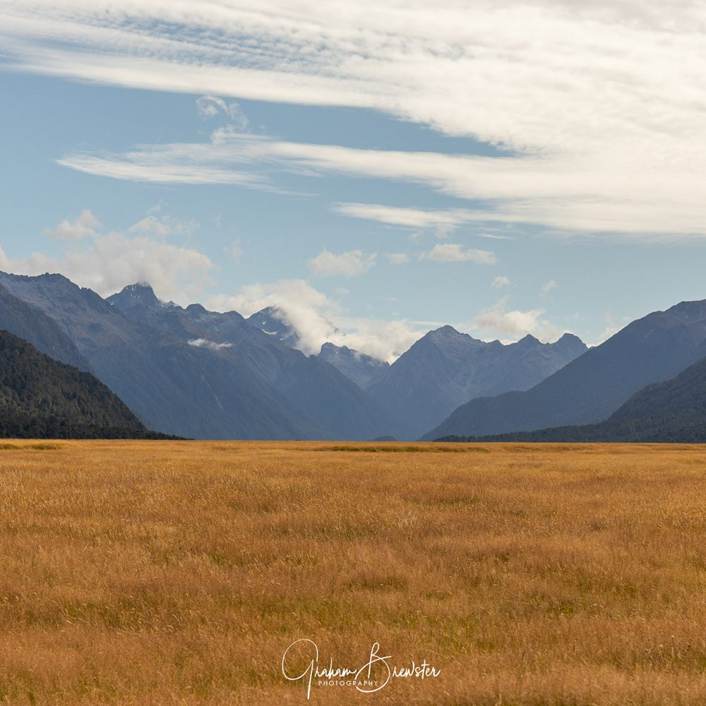 South Island New Zealand - Graham Brewster Photography - New Zealand Prints